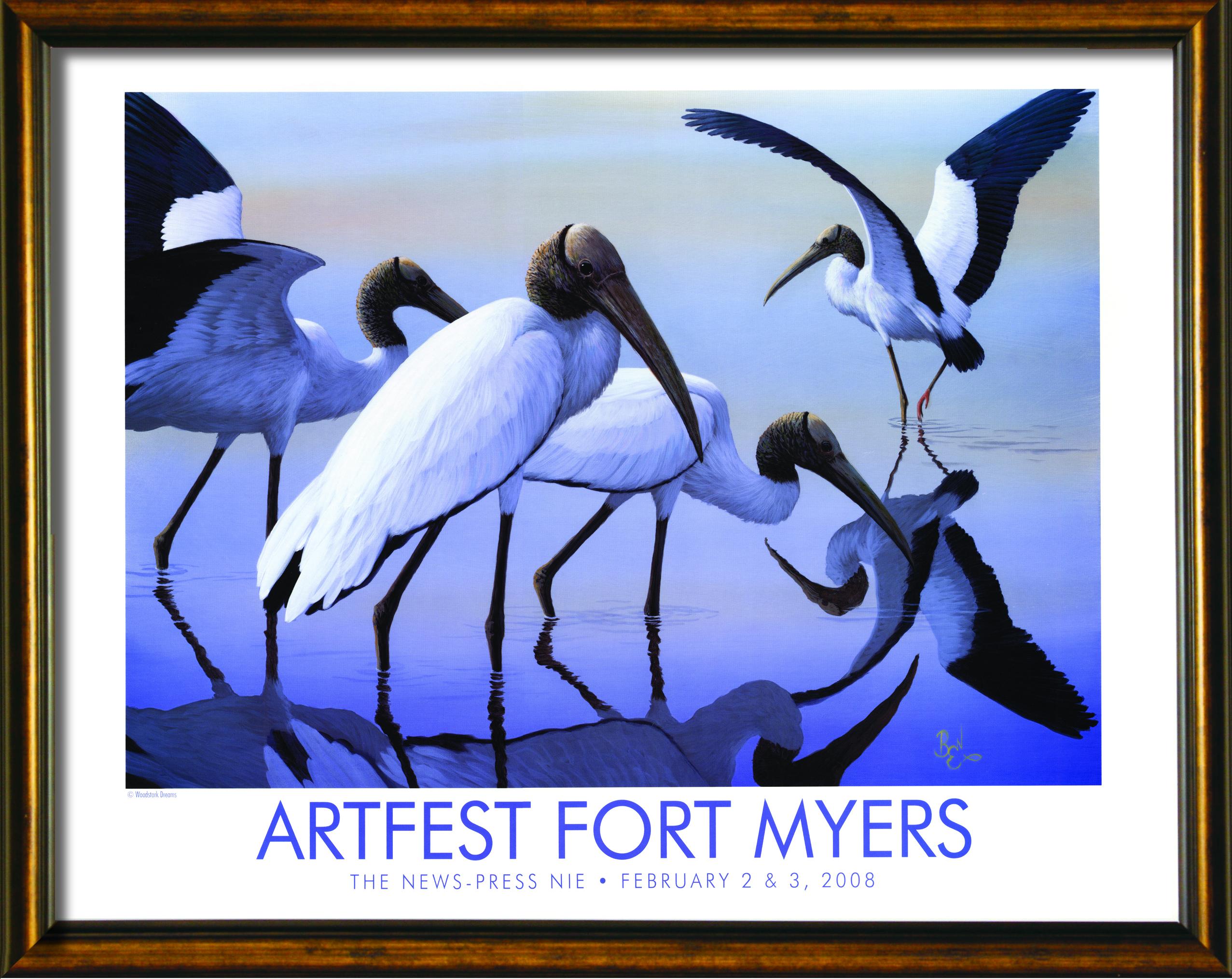 2008-Artfest framed_wood