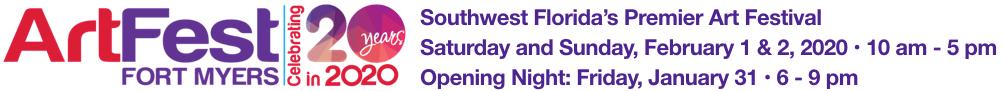 artfest anniversary header