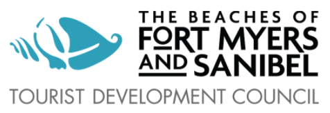 beaches of fort myers tourist development council logo