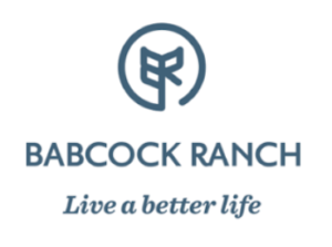 babcock ranch logo live a better life