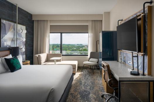 Luminary Hotel - Classic King