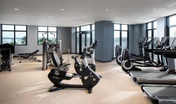Luminary Hotel - Fitness Center
