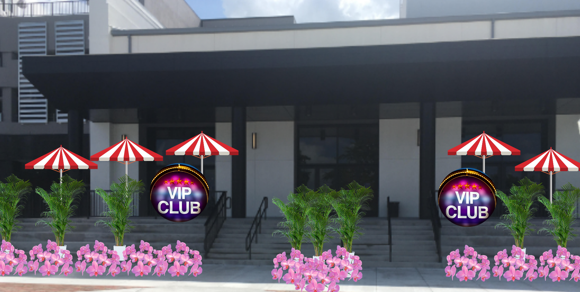 VIP Club Exterior Rendition - cropped