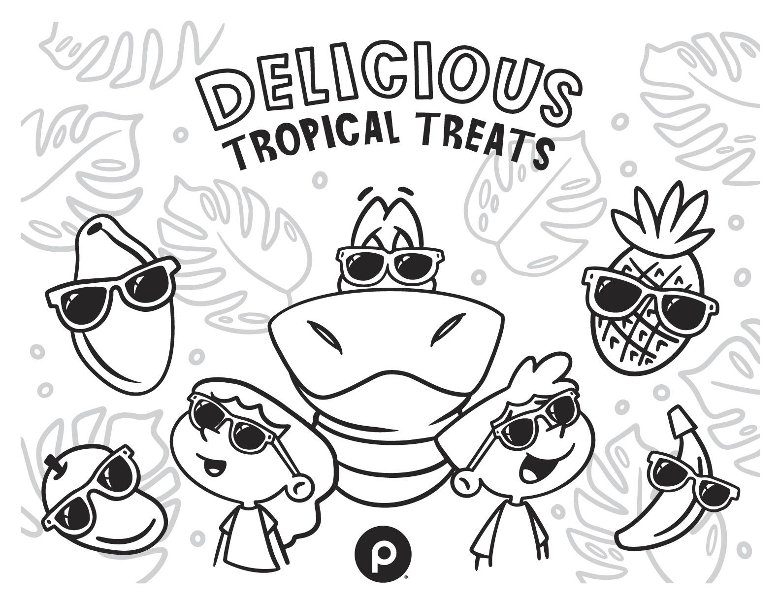 publix-plato-coloring-sheet_tropical-fruits
